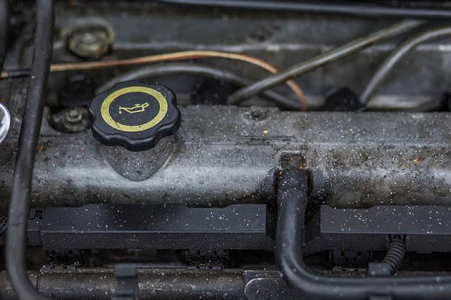 revision aceite de los coches