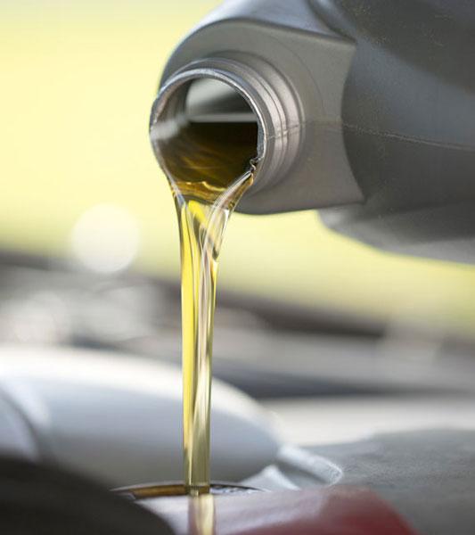 aceite del coche mal estado