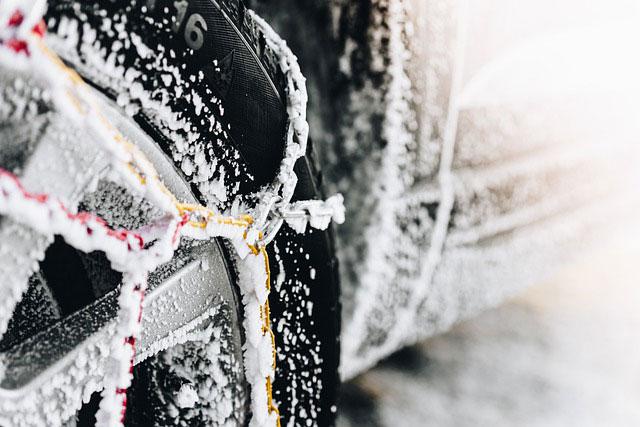 cadenas nieve ventajas e inconvenientes